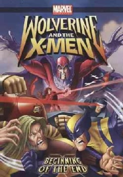 Wolverine And The X-Men: Beginning Of The End (DVD)