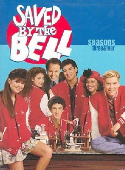 Saved By the Bell: Season 3 & 4 (DVD)
