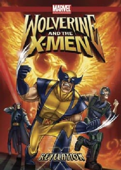 Wolverine And The X-Men Vol 5 (DVD)