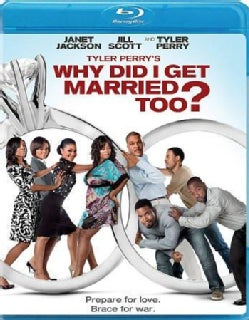 Why Did I Get Married Too? (Blu-ray Disc)