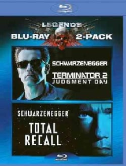 Terminator 2: Judgment Day/Total Recall (Blu-ray Disc)
