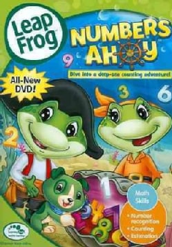Leapfrog: Numbers Ahoy (DVD)