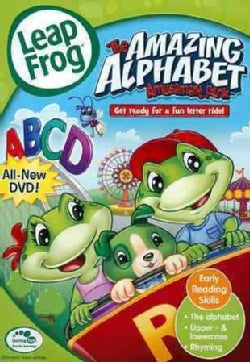 Leapfrog: The Amazing Alphabet Amusement (DVD)