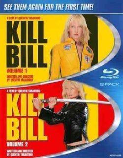 Kill Bill Vol. 1 & 2 (Blu-ray Disc)