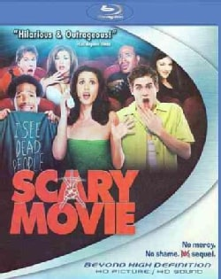 Scary Movie 1 (Blu-ray Disc)
