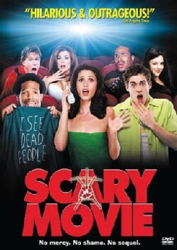 Scary Movie 1 (DVD)