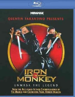 Iron Monkey (Blu-ray Disc)