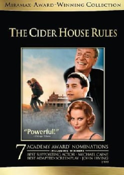 The Cider House Rules (DVD)