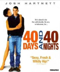 40 Days And 40 Nights (Blu-ray Disc)