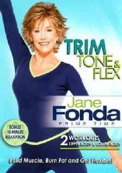 Jane Fonda Prime Time: Trim, Tone & Flex (DVD)