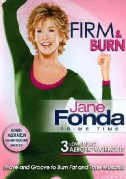 Jane Fonda Prime Time: Firm & Burn (DVD)