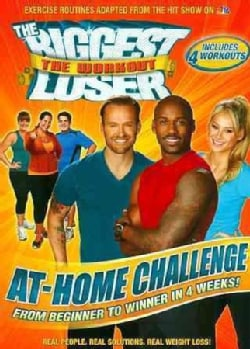 The Biggest Loser: At Home Challenge (DVD)