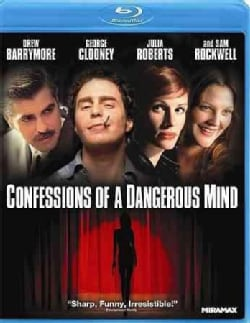 Confessions Of A Dangerous Mind (Blu-ray Disc)