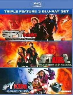 Spy Kids Triple Feature (Blu-ray Disc)