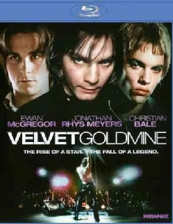 Velvet Goldmine (Blu-ray Disc)