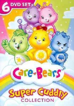Care Bears: Super Cuddly Collection (DVD)