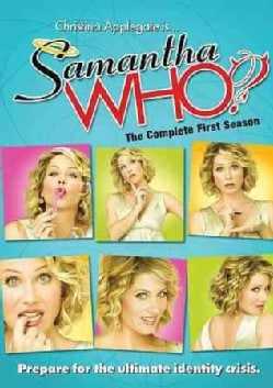 Samantha Who?: The Complete First Season (DVD)