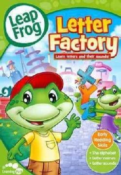 Leapfrog: Letter Factory (DVD)