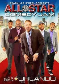 Shaquille O'Neal Presents All Star Comedy Jam Live From Orlando (DVD)