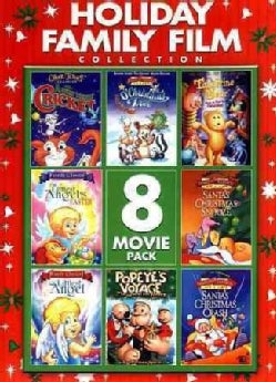 Holiday Family Film Collection (DVD)