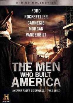The Men Who Built America (DVD)