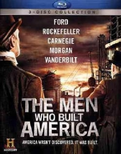 The Men Who Built America (Blu-ray Disc)