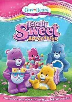 Care Bears: Totally Sweet Adventures (DVD)