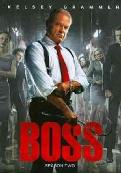Boss Season 2 (DVD)