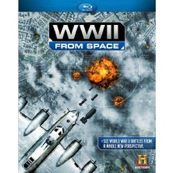 WWII From Space (Blu-ray Disc)