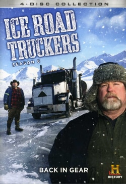 Ice Road Truckers: The Complete Season 6 (DVD)