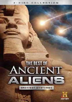 Ancient Aliens: The Greatest Mysteries (DVD)