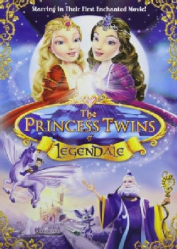The Princess Twins Of Legendale (DVD)