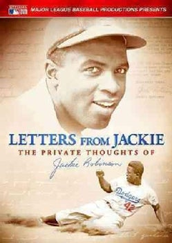 Letters From Jackie: The Private Thoughts Of Jackie Robinson (DVD)