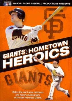 Giants: Hometown Heroics (DVD)
