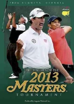Highlights Of The 2013 Masters Tournament (DVD)