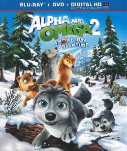 Alpha & Omega: A Howl-iday Adventure (Blu-ray Disc)