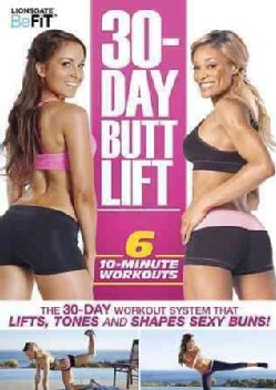 Befit: 30-Day Butt Lift (DVD)