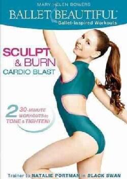 Ballet Beautiful: Sculpt & Burn Cardio Blast (DVD)