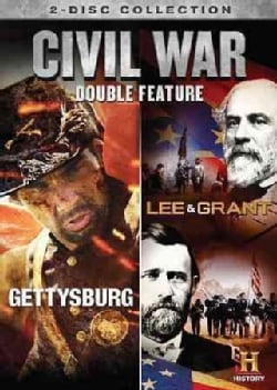 Gettysburg/Lee & Grant (DVD)