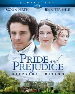Pride and Prejudice (Keepsake Edition) (Blu-ray Disc)
