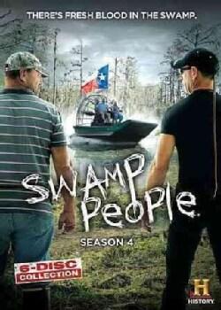 Swamp People: Season 4 (DVD)