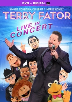 Terry Fator Live In Concert (DVD)