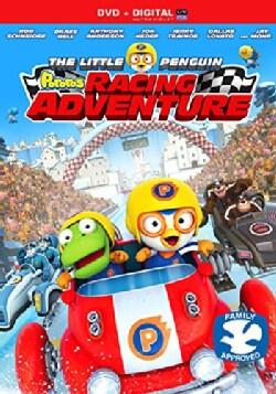 The Little Penguin: Pororo's Racing Adventure (DVD)