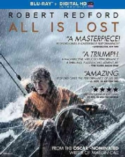 All Is Lost (Blu-ray Disc)