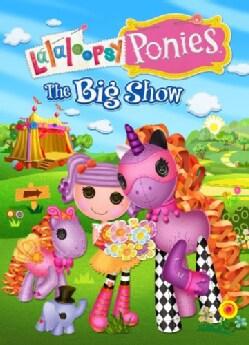 Lalaloopsy: Ponies The Big Show (DVD)