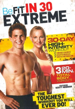Befit In 30 Extreme (DVD)