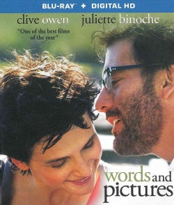 Words And Pictures (Blu-ray Disc)