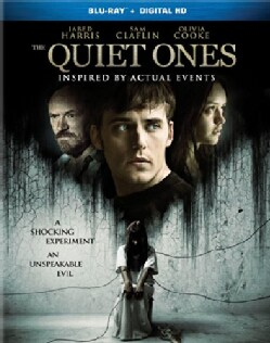 The Quiet Ones (Blu-ray Disc)