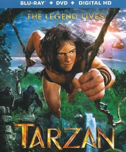 Tarzan (Blu-ray/DVD)