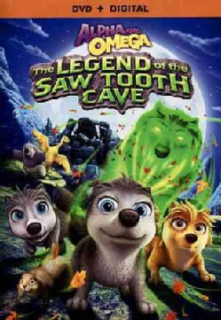 Alpha & Omega: The Legend Of The Saw Toothed Cave (DVD)